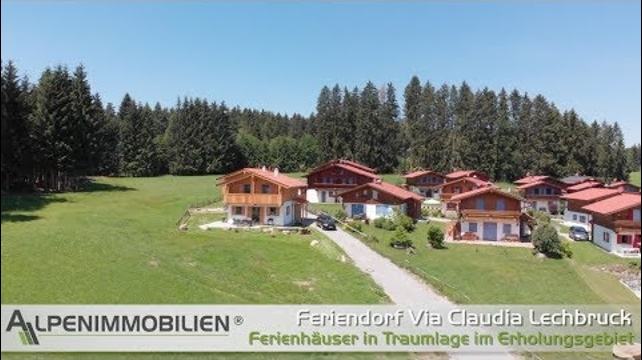 Feriendorf Via Claudia am Lechsee