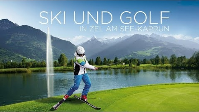 Ski & Golf in Zell am See-Kaprun