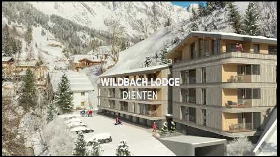 Wildbach Lodge Dienten