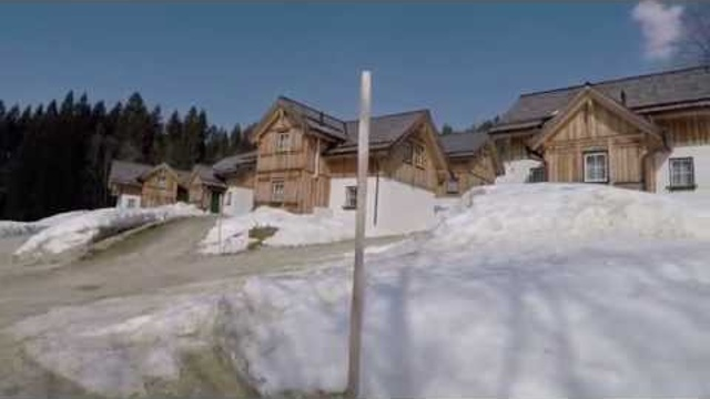 Video: AlpenParks Hagan Lodge Altaussee Winter