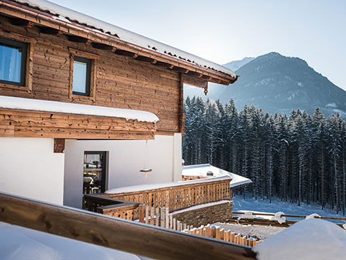 Nationalpark Chalet Nr. 30